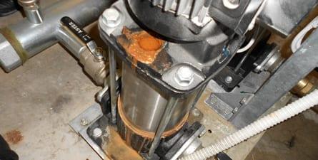 >manutenzione, riparazione, installazione autoclavi condominiali